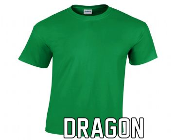 Dragon House Green t-shirt